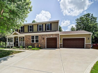 535 Oakridge Way, Greenwood, IN 46142 - #: 21575957