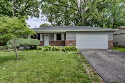 1410 Lawrence Avenue, Indianapolis, IN 46227 - MLS#: 21576060