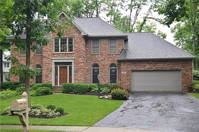 7563 Forest Drive, Fishers, IN 46038 - #: 21576069