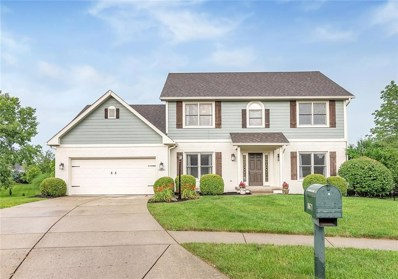 10671 Red Berry Court, Fishers, IN 46037 - MLS#: 21576102