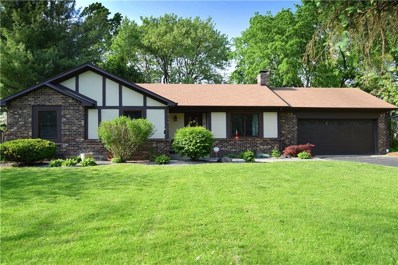 4124 E 61st Street, Indianapolis, IN 46220 - #: 21576111