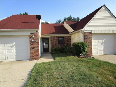 5459 Happy Hollow UNIT 76, Indianapolis, IN 46268 - MLS#: 21576214