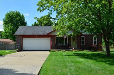 4343 Dudley S Drive, Indianapolis, IN 46237 - #: 21576274