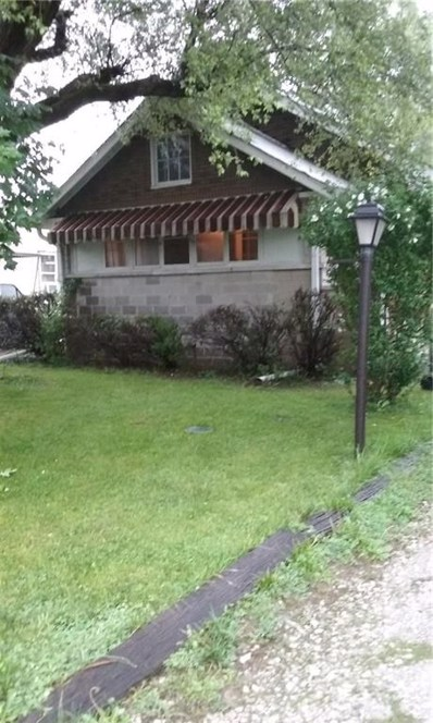 1687 S Emerson Avenue S, Indianapolis, IN 46203 - MLS#: 21576351