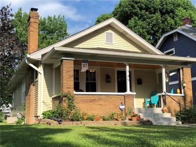 749 N Bancroft Street, Indianapolis, IN 46201 - MLS#: 21576362