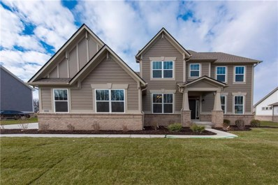 16519 Maines Valley Drive, Noblesville, IN 46062 - #: 21576372