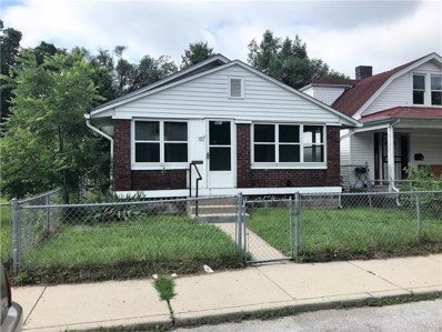 961 W 25th Street, Indianapolis, IN 46208 - #: 21576420