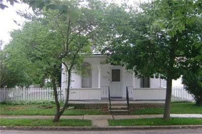 223 E Warrick Street, Knightstown, IN 46148 - MLS#: 21576421