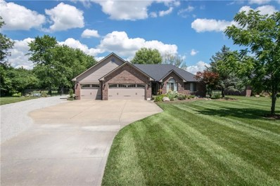 6391 S County Road 600 E, Plainfield, IN 46168 - MLS#: 21576426