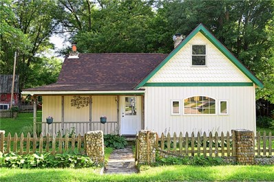 5337 Old Smith Valley Road, Greenwood, IN 46143 - MLS#: 21576432