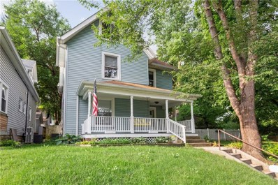 2235 Nowland Avenue, Indianapolis, IN 46201 - #: 21576460