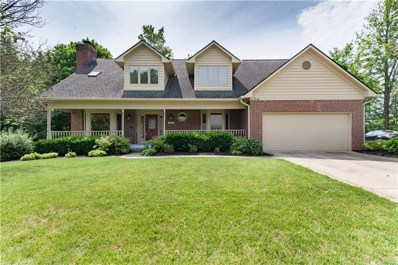 11645 Tidewater Drive S, Indianapolis, IN 46236 - #: 21576499