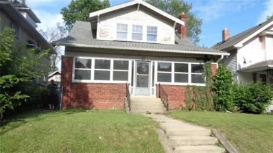 31 N Bosart Avenue, Indianapolis, IN 46001 - #: 21576554