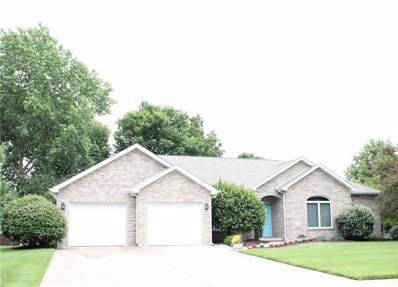 4385 Kestrel Court, Columbus, IN 47203 - #: 21576573