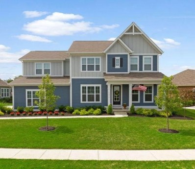 5875 Stroup Drive, Noblesville, IN 46062 - #: 21576580