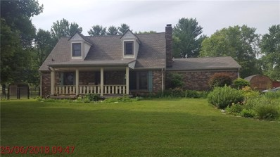 8543 E Landersdale Road, Camby, IN 46113 - #: 21576610