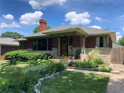 6067 Riverview Drive, Indianapolis, IN 46208 - #: 21576670