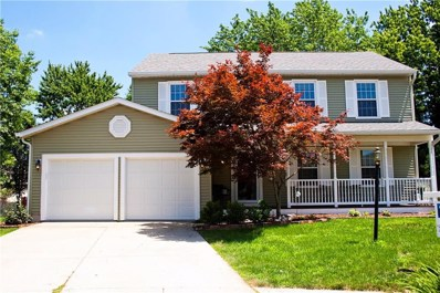 12377 Traverse Place, Fishers, IN 46038 - MLS#: 21576702