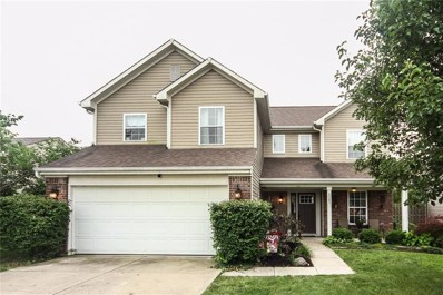 1187 Harvest Ridge Circle, Franklin, IN 46131 - #: 21576764
