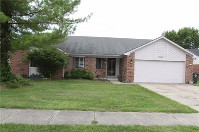 7558 Geist Pointe Circle, Indianapolis, IN 46236 - #: 21576769
