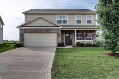 6438 W Waters Edge Court, Greenfield, IN 46140 - #: 21576773