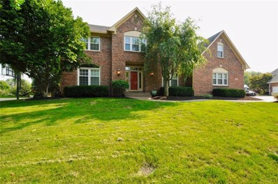 10554 Chestnut Hill Circle, Fishers, IN 46038 - #: 21576781