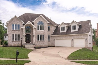 11609 Woods Bay Lane, Indianapolis, IN 46236 - #: 21576852