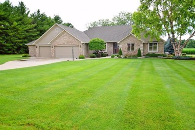 6423 Red Fox Road, Pendleton, IN 46064 - MLS#: 21576871