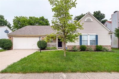 6407 Meadowfield Drive, Indianapolis, IN 46235 - #: 21576911