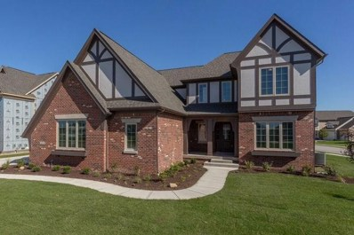 13703 Amber Meadow Drive, Fishers, IN 46038 - #: 21576922