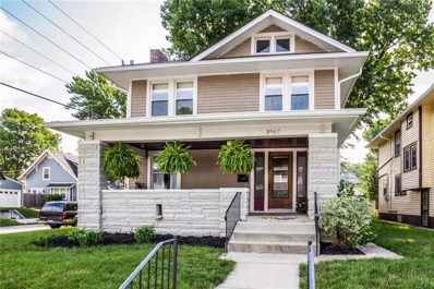 3967 Broadway Street, Indianapolis, IN 46205 - #: 21576951