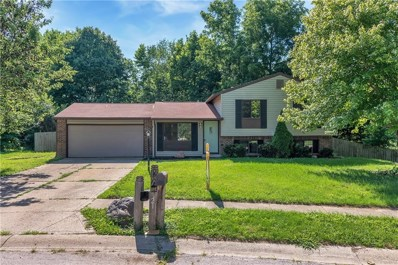 821 Westridge South Drive, Noblesville, IN 46062 - #: 21576998