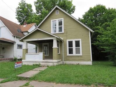 108 N Gladstone Avenue, Indianapolis, IN 46201 - #: 21577005