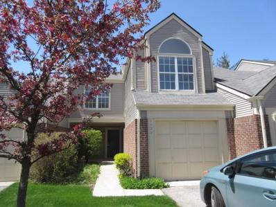 9520 Aberdare Drive UNIT 121, Indianapolis, IN 46250 - #: 21577032