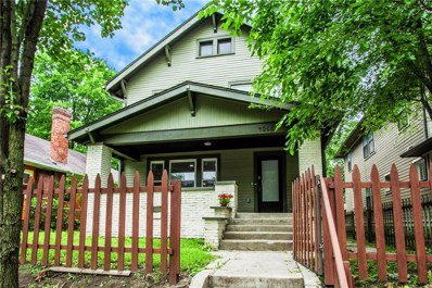 4066 N College Avenue, Indianapolis, IN 46205 - MLS#: 21577131