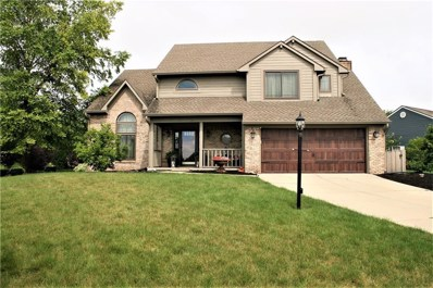 7349 Poppyseed Drive, Indianapolis, IN 46237 - #: 21577185