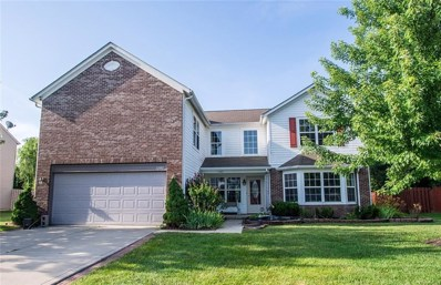 12597 Brookhaven Drive, Fishers, IN 46037 - #: 21577209