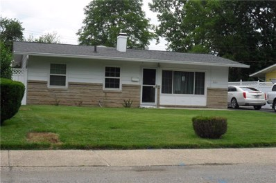 3101 Wallace Street, Indianapolis, IN 46218 - #: 21577223