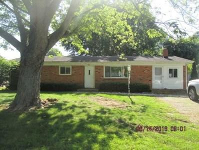 705 N Maple Street, Veedersburg, IN 47987 - #: 21577228