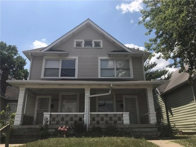 2003 W Michigan Street, Indianapolis, IN 46222 - #: 21577246