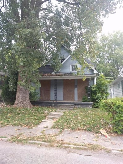 1315 N Grant Avenue, Indianapolis, IN 46201 - #: 21577341