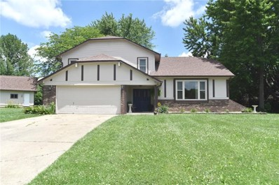 855 Carmen Lane, Greenwood, IN 46143 - #: 21577347