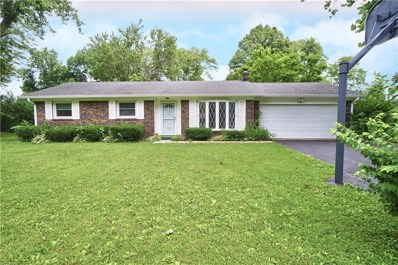 1910 Country Lane Drive, Greenfield, IN 46140 - #: 21577362