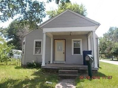 2001 Deming Street, Terre Haute, IN 47803 - #: 21577371