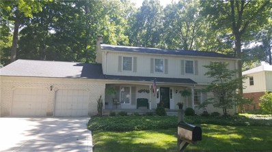 4129 Cranbrook Drive, Indianapolis, IN 46250 - #: 21577384