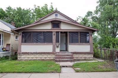 1630 Palmer Street, Indianapolis, IN 46203 - MLS#: 21577431