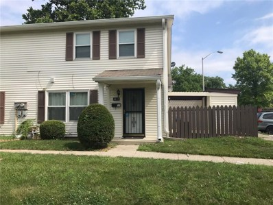 4817 Oakwood Trail, Indianapolis, IN 46268 - #: 21577446