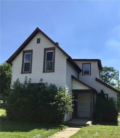 2205 Bellefontaine Street, Indianapolis, IN 46205 - MLS#: 21577479