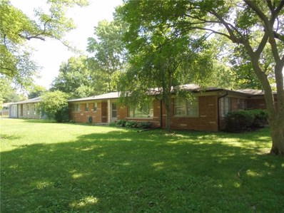 505 Mount Dora Lane, Indianapolis, IN 46229 - #: 21577486