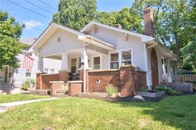 720 E 51st Street, Indianapolis, IN 46205 - #: 21577489